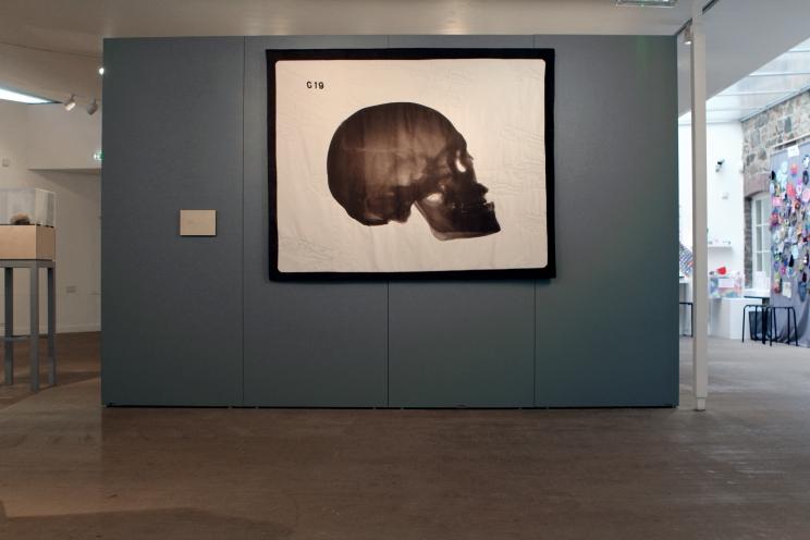 K Thompson The Lepers Skull at DG photo Simon Williams